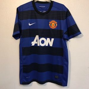 Nike Manchester United Jersey